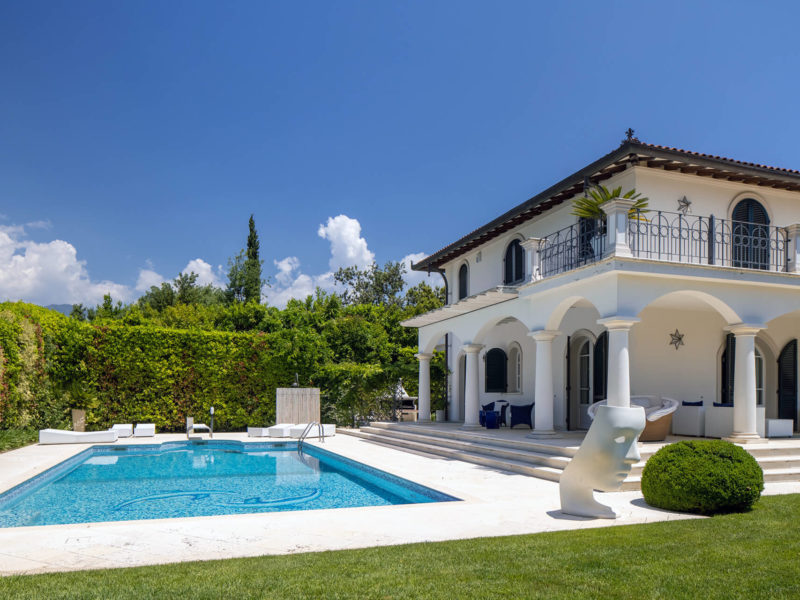 Villa Tullia - Forte dei Marmi - Cover